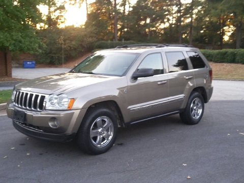 2006 Jeep Grand Cherokee for sale in Stone Mountain, GA