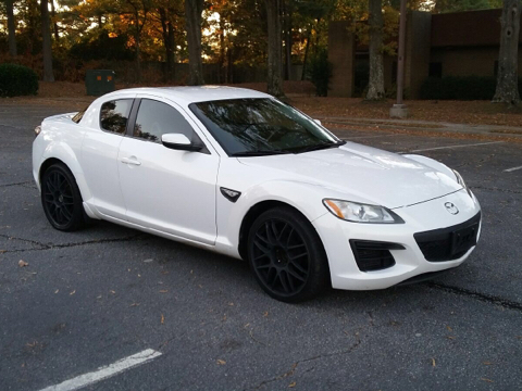 2009 mazda rx 8 for sale. Black Bedroom Furniture Sets. Home Design Ideas