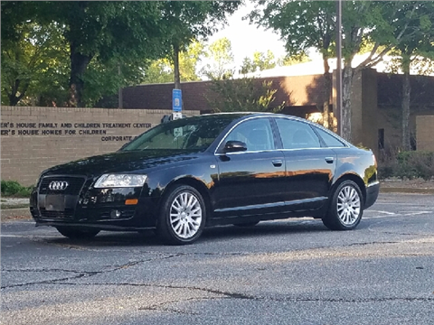 2006 Audi A6 for sale in Stone Mountain, GA