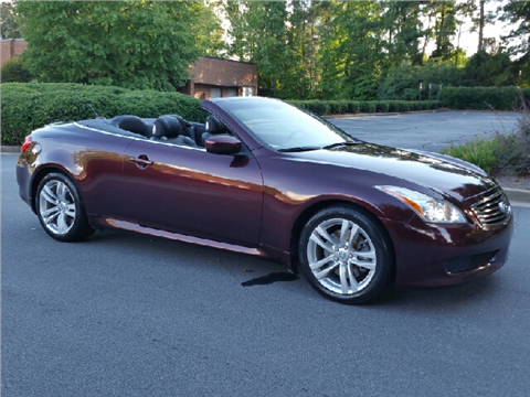 infiniti g37 convertible for sale new hampshire. Black Bedroom Furniture Sets. Home Design Ideas