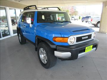 2007 Toyota FJ Cruiser for sale in La Crosse, WI