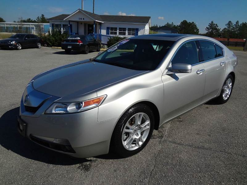2010 acura tl w tech 4dr sedan w technology package in lugoff sc 601 imports. Black Bedroom Furniture Sets. Home Design Ideas