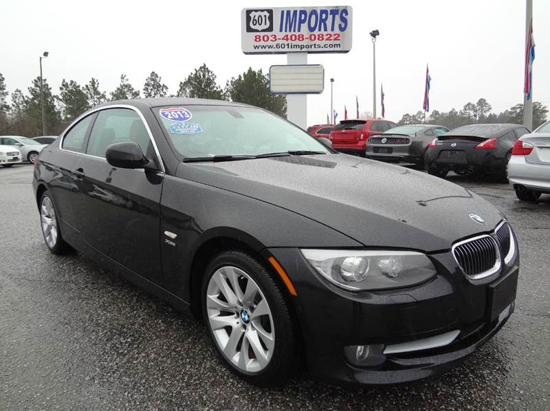 2013 Bmw 3 Series 328i Xdrive Awd 2dr Coupe Sulev In