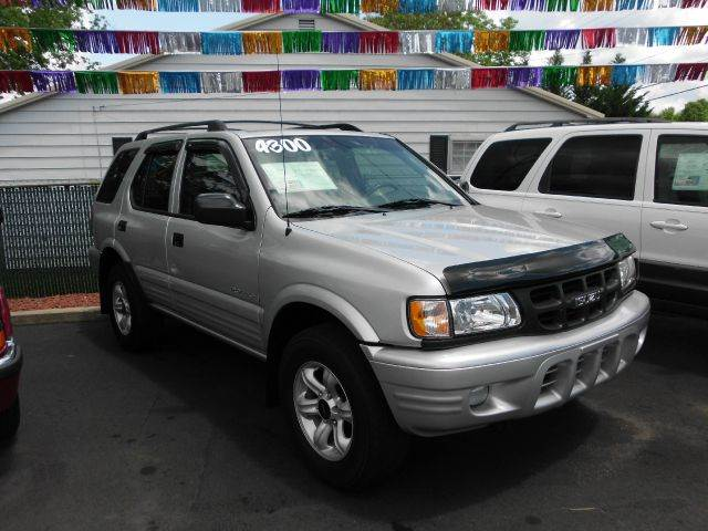 2002 isuzu rodeo ls 4wd 4dr suv in morganton nc. Black Bedroom Furniture Sets. Home Design Ideas