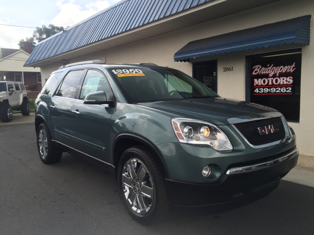 2010 gmc acadia slt 2 4dr suv in morganton nc bridgeport motors. Black Bedroom Furniture Sets. Home Design Ideas