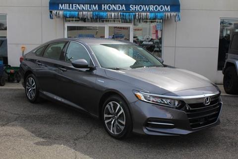 2018 Honda Accord Hybrid for sale in Hempstead, NY
