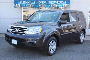 2014 honda pilot for sale new york. Black Bedroom Furniture Sets. Home Design Ideas