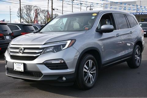 2016 Honda Pilot for sale in Hempstead, NY