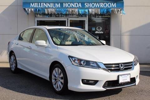 2015 Honda Accord for sale in Hempstead, NY