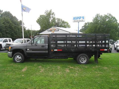 2006 GMC Sierra 3500 4x2 for sale in Fort Atkinson, WI
