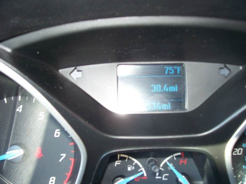 2014 Ford Focus S 4dr Sedan - New Lenox IL