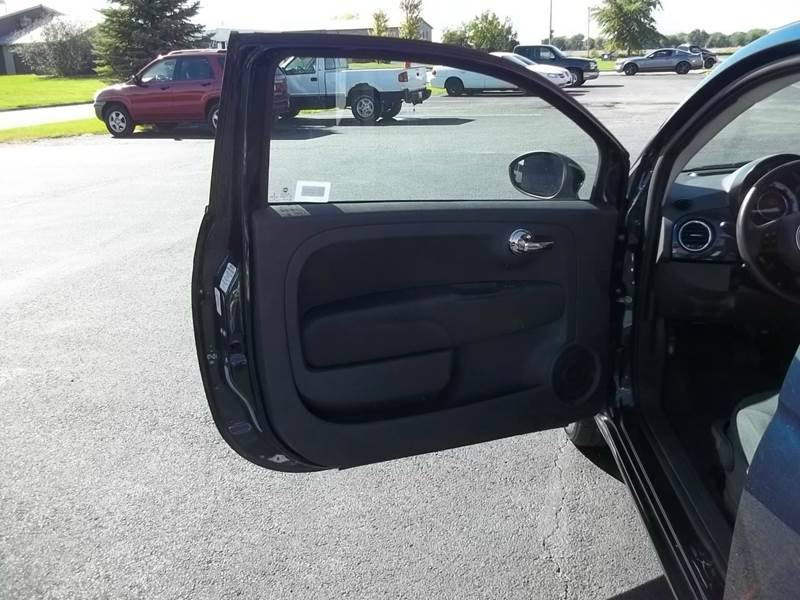 2015 FIAT 500 Pop 2dr Hatchback - New Lenox IL
