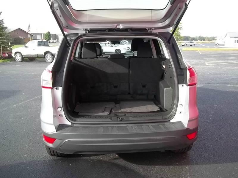 2016 Ford Escape S 4dr SUV - New Lenox IL