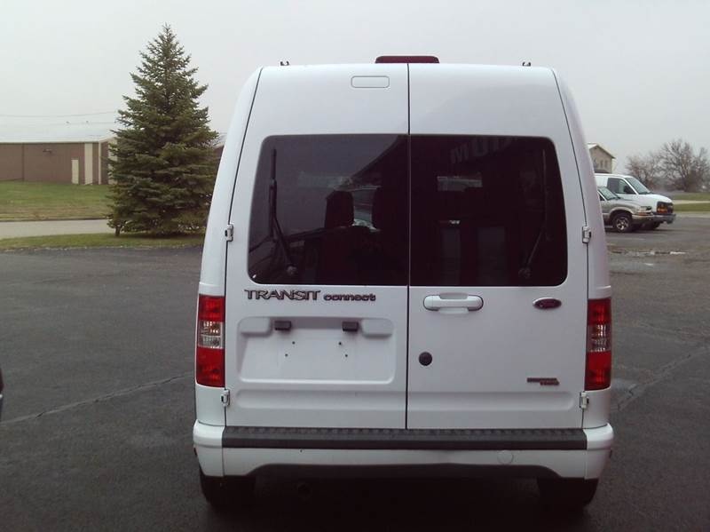 2013 Ford Transit Connect Wagon XLT Premium 4dr Mini-Van - New Lenox IL