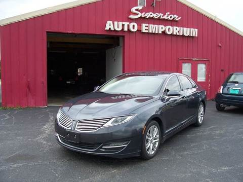 2014 Lincoln MKZ Hybrid for sale in New Lenox, IL