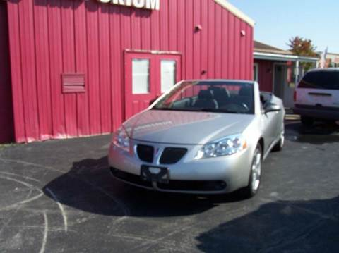 2007 Pontiac G6 for sale in New Lenox, IL