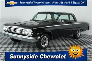 1962 Chevrolet Bel Air for sale in Elyria, OH
