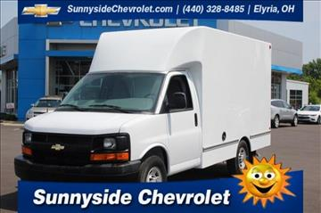 2017 Chevrolet Express Cutaway for sale in Elyria, OH