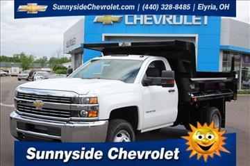 2017 Chevrolet Silverado 3500HD for sale in Elyria, OH
