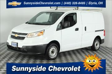 2015 Chevrolet City Express Cargo for sale in Elyria, OH