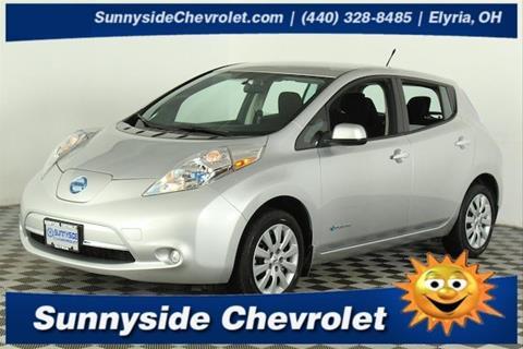 2013 Nissan Leaf For Sale Carsforsale