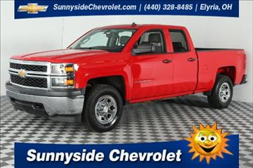 2014 Chevrolet Silverado 1500 for sale in Elyria, OH