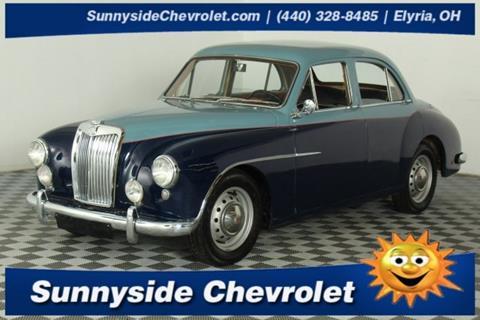 1956 MG ZA for sale in Elyria, OH