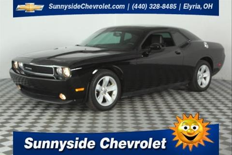 2013 Dodge Challenger for sale in Elyria, OH