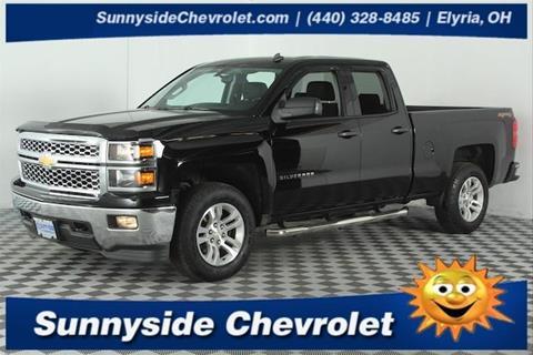2014 Chevrolet Silverado 1500 for sale in Elyria, OH