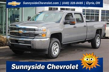 2017 Chevrolet Silverado 3500HD for sale in Elyria, OH