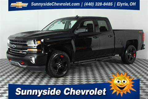 2018 Chevrolet Silverado 1500 for sale in Elyria, OH