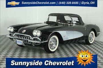 1960 Chevrolet Corvette for sale in Elyria, OH