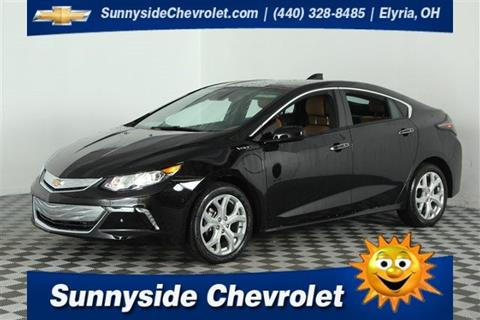 2018 Chevrolet Volt for sale in Elyria, OH