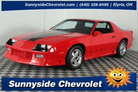 1992 Chevrolet Camaro for sale in Elyria, OH