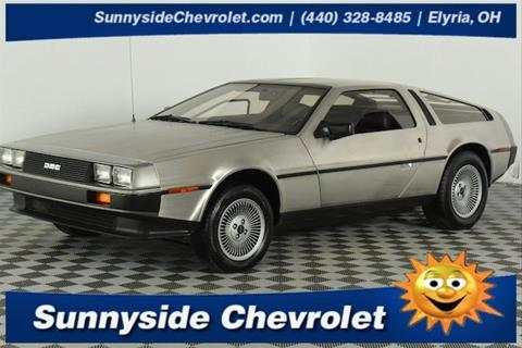 1981 DeLorean DMC-12 for sale in Elyria, OH