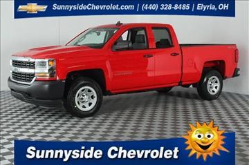 2017 Chevrolet Silverado 1500 for sale in Elyria, OH