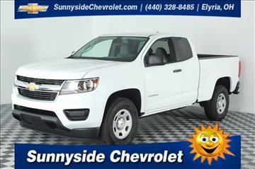 2017 Chevrolet Colorado for sale in Elyria, OH