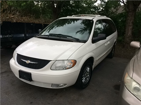 2001 Chrysler Town and Country for sale in Springdale, AR