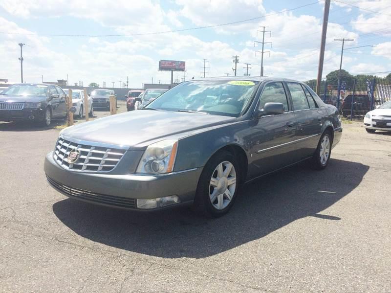 2006 Cadillac Dts  Miles 128030Color Gray Stock 411F VIN 1G6KD57Y16U108492