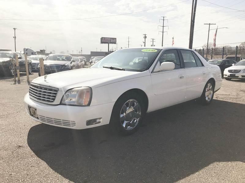 2000 Cadillac Deville  Miles 202904Color White Stock 534F VIN 1G6KD54Y9YU255666