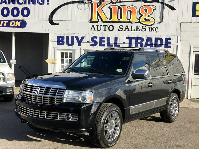 2010 Lincoln Navigator  Miles 132769Color Black Stock 521F VIN 5LMJJ2J54AEJ03412