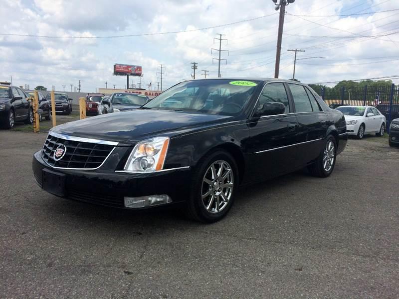2007 Cadillac Dts  Miles 114626Color Black Stock 397F VIN 1G6KD57957U189832