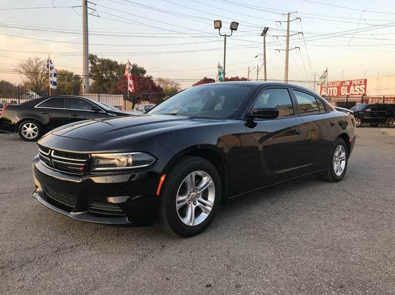 2015 Dodge Charger  Miles 51259Color Black Stock 419F VIN 2C3CDXBG7FH862290