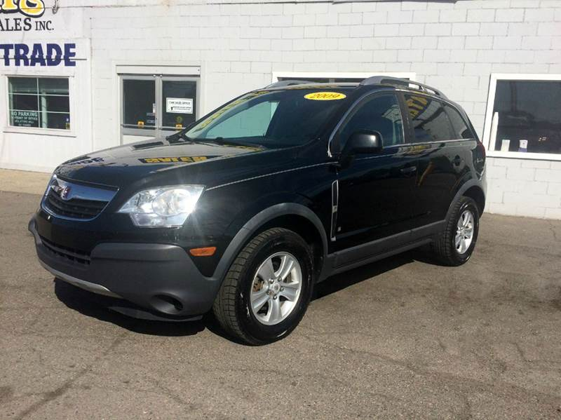 2009 saturn vue xe 4dr suv in detroit mi king auto sales inc. Black Bedroom Furniture Sets. Home Design Ideas