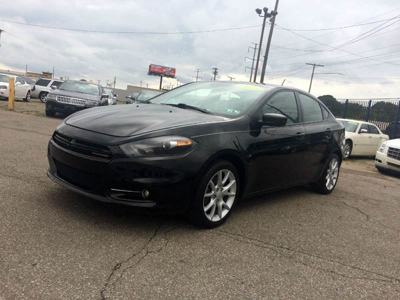 2013 Dodge Dart  Miles 79295Color Black Stock 425F VIN 1C3CDFBA9DD147821