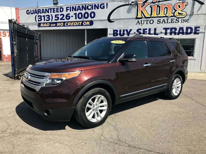 2012 Ford Explorer  Miles 129559Color Cinnamon Stock 469F VIN 1FMHK8D85CGA12308