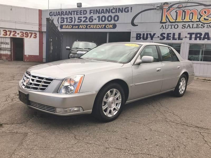 2008 Cadillac Dts  Miles 67193Color Silver Stock 547F VIN 1G6KD57YX8U143759