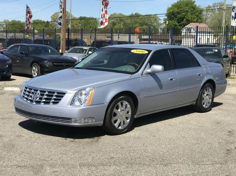 2006 Cadillac Dts  Miles 54552Color Blue Ice Stock 535F VIN 1G6KD57YX6U128403