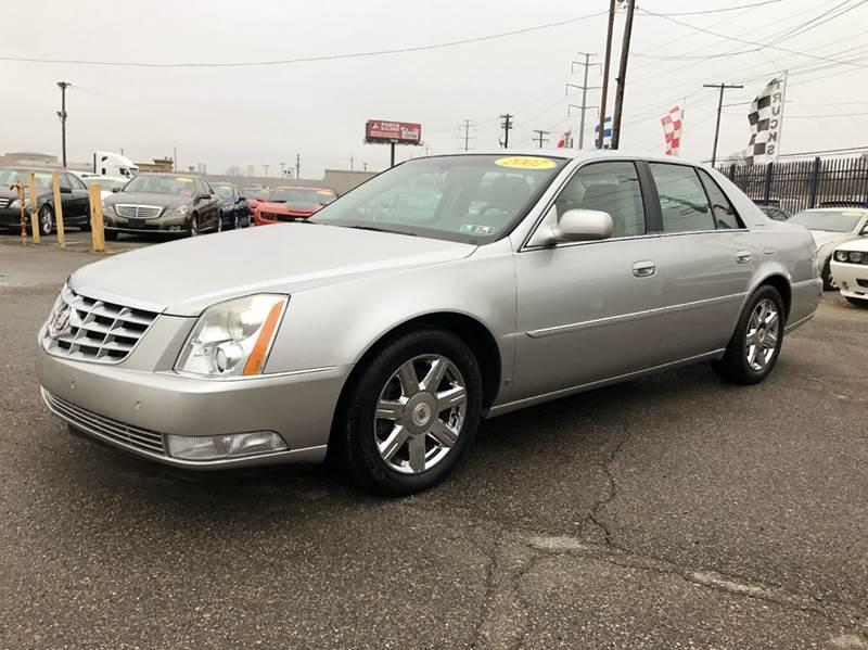 2007 Cadillac Dts  Miles 79688Color Silver Stock 486F VIN 1G6KD57Y87U230803