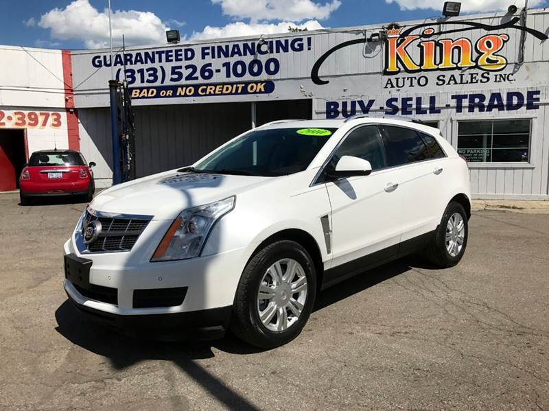 2010 Cadillac Srx  Miles 106460Color White Stock 543F VIN 3GYFNAEY1AS630551